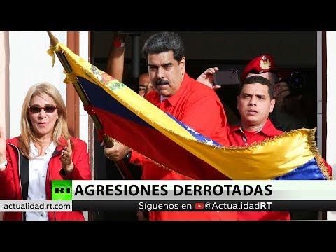 Xxx Mp4 El Gobierno De Venezuela Quot Ha Logrado Derrotar Casi Todos Los Golpes Y Agresiones De EE UU Quot 3gp Sex