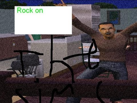 lets Play Sims 2 Uinversty part 1 Coallge tottaly Rules!!!!!!!