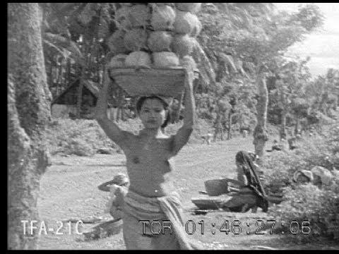 Bali Paradise Isle 1946
