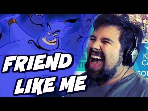 Xxx Mp4 Friend Like Me METAL Ver Caleb Hyles From Aladdin 3gp Sex
