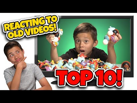 Xxx Mp4 KIDS REACT TO OLD VIDEOS Top 10 Favorite Videos Countdown 10 Ultimate Angry Birds Space 3gp Sex