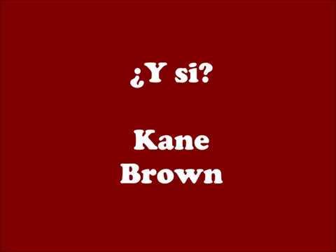 What Ifs  - Kane Brown Subtitulado Español