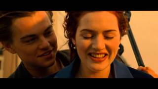 Titanic - I'm Flying Scene (HD)