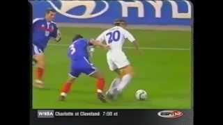 فرنسا 2-1 إيطاليا نهائي أمم أوروبا  (اليورو)