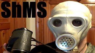 The best Soviet gas mask - ShMS