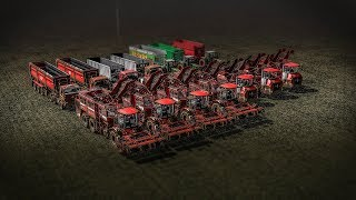 [LS17 / FS17] THE TOYS OF BIG BOYS ~ 223.080.000 liter beets with 4 (FOUR) beet harvesting machines