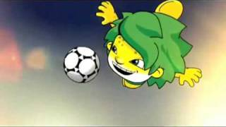 Zakumi South Africa's 2010 Mascot Animated Promo