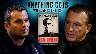 Notorious Bank Robber Ian (Blink) MacDonald talks about the £6 million bank job that went wrong