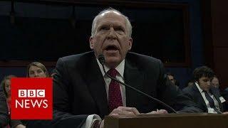 Ex-CIA boss suspicious of Trump team