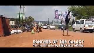 Dancers of the galaxy dancing balumba by Eddy kenzo ft Bebi Philip
