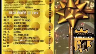 Flört Disco Factory Siófok Boldog Karácsonyt 98' Tomee D