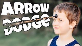 Arrow Dodge with NO LIMBS