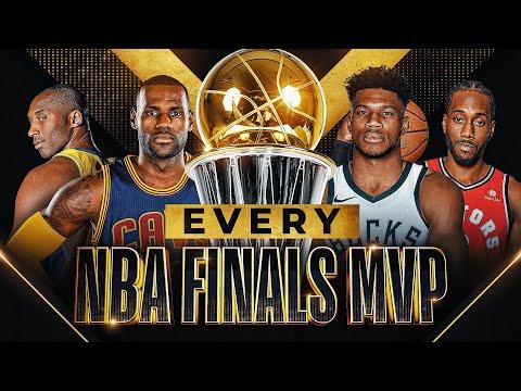 EVERY NBA FINALS MVP 1969 2021 Jordan Kareem Kobe LeBron & MORE 🏆