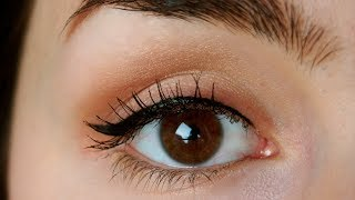 How To Apply Eyeliner Like a PRO! Simple and Quick!