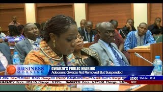 Adeosun Says Gwarzo Not Removed But Suspended | Business Morning |