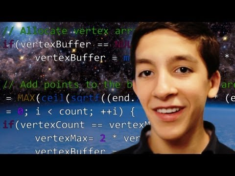 14 Year Old Prodigy Programmer Dreams In Code