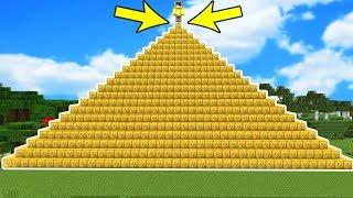 OHA PİRAMİT ŞANS BLOKLARI! - Minecraft