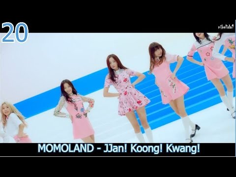 TOP 20 KOREAN SONGS (NOVEMBER 18, 2016)