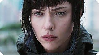 GHOST IN THE SHELL Trailer 2 (2017) Scarlett Johansson Movie