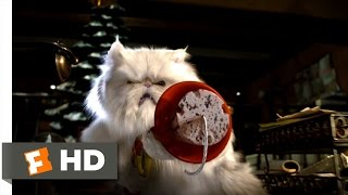 Cats & Dogs (10/10) Movie CLIP - Bad Talking Cat (2001) HD