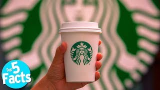 Top 5 CREEPY Facts About Starbucks
