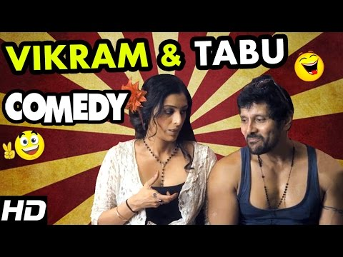 Vikram Comedy Scenes | David | Latest Tamil Movie | Tabu | Jiiva | John Vijay | Tamil Comedy