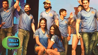 Anita Hassanandani Flaunts The Girl Power Of Her Team | Chandigarh Cubs | BCL 2