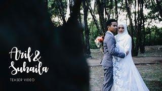 Arif & Suhaila - Teaser Video