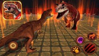 T REX GAMES FOR KIDS: Tyrannosaurus Simulator #1  Newbie Gaming