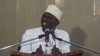 Muhadhara wa Dr:Sule , Mada: Miujiza ya qur