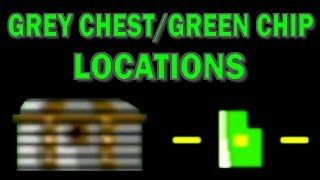 GREY CHEST/GREEN CHIP LOCATION GUIDE | FNAF World