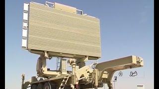 Iran unveils Surveillance Radars, Me'raj 4 & Matla'ol Fajr 3 رادار معراج چهار و مطلع الفجر سه ايران