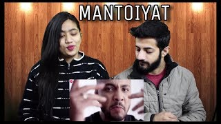 MANTOIYAT | Ft. Raftaar and Nawazuddin Siddiqui | Manto| Reaction