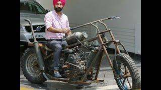 Bambukat Bike - Binnu Dhillon -  Ammy Virk - Bambukat Movie HD