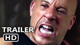 Fаst and Furiоus 8 - THE FАTE OF THE FURIΟUS Trailer # 2 (2017) Vin Diesel, F8 Movie HD