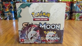 Pokemon Guardians Rising Booster Box Opening Pt. 1