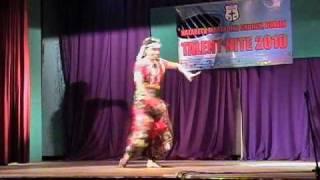 neethu Dance
