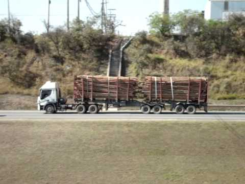 Caminhões Brasileiros Gigantes Brazil s biggest trucks