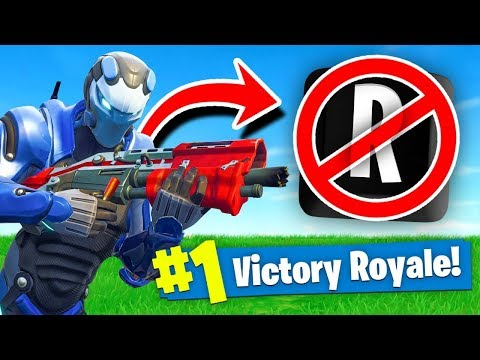 WINNING WITHOUT RELOADING In Fortnite Battle Royale No Reload Challenge