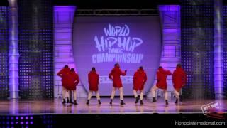 BROOKLYN (South Africa) 2012 World Hip Hop Dance Championship