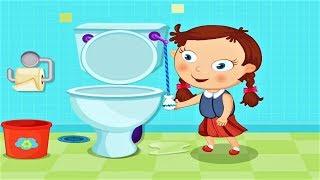 Teach Children Learn good Habits & Polite Baby | Educational Children Game