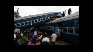 Kalinga-Utkal Express meets with an accident near Khatauli, Muzaffarnagar