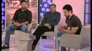 Satyamev Jayate S3   Mumkin Hai Show with Aamir Khan   Ep on Sports