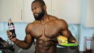 How To Eat For Rapid Fat Loss VS Bulk   Full Day Of Eating