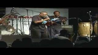 Tabou Combo Radio SuperStar 20 Anniversary Televised Special Historical Reunion Petion Ville Haiti 2008 8th Sacrament with Dadou Pasquet in Guitar