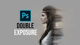 Learn Double Exposure Effect - Photoshop Tutorial