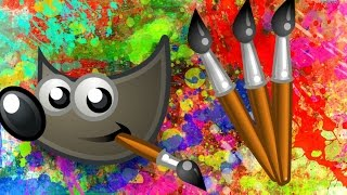 Gimp -  How to download and install brushes
