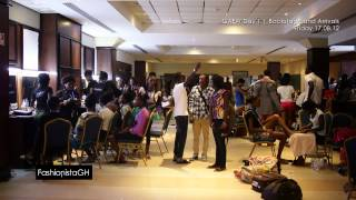 Glitz Africa Fashion Week 2012 | Day 1 | Backstage and Red Carpet #GAFW