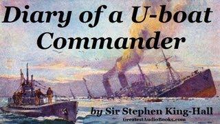 DIARY OF A U-BOAT COMMANDER - FULL AudioBook | Greatest Audio Books