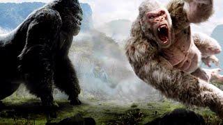 King Kong vs George (Rampage) | EPIC VERSUS